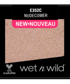 Wet N Wild Color Icon Glitter Single - 352C Nudecomer