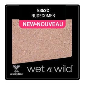 Wet N Wild Color Icon Glitter Single - 352C Nudecomer