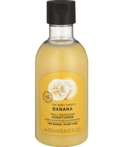 The Body Shop Banana Truly Nourishing Conditioner (250ml)