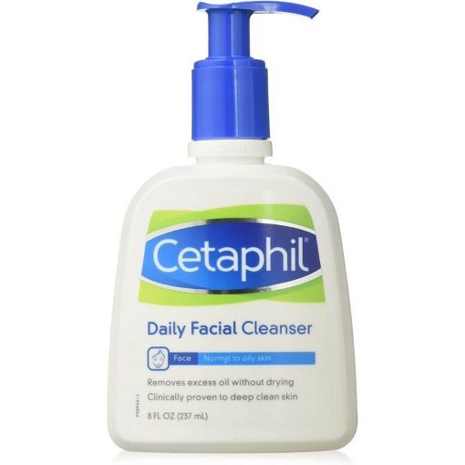 Cetaphil Daily Facial Cleanser (Normal to oily skin) (100ml)