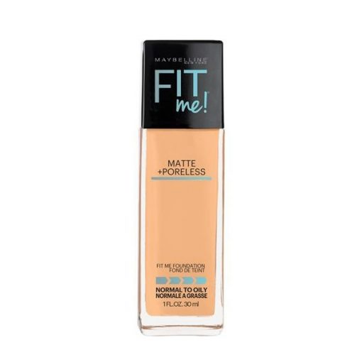 Maybelline Fit Me Matte + Poreless Foundation- Natural Buff 230 (30ml)