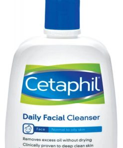 Cetaphil Daily Facial Cleanser, Normal to Oily Skin 237ml