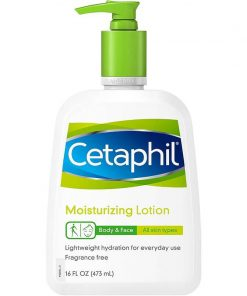Cetaphil moisturizing lotion for all skin types fragrance free-591ml