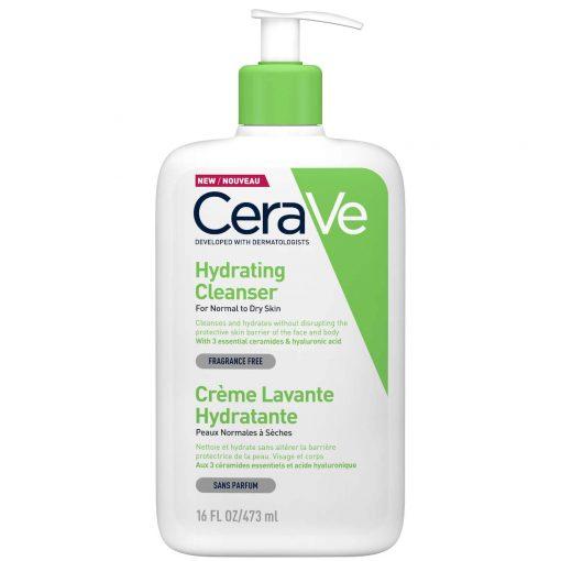 CeraVe Hydrating Cleanser-473ml