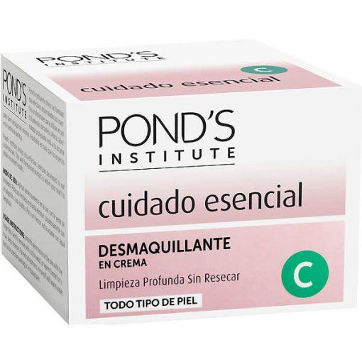 Pond's Essential Care make-up remover cream