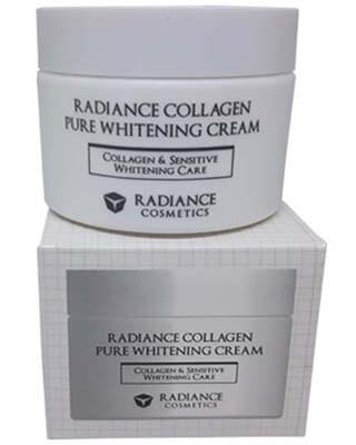 Radiance Collagen Pure Whitening Cream