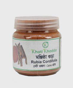 Rubia Cordifolia মঞ্জিষ্ঠা গুড়া