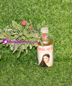 Kashmiri Herbal Hair Oil And Mask