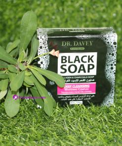 Dr. Davey Black Soap