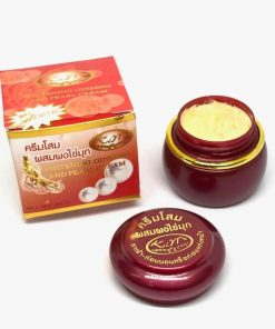 Kim Whitening Ginseng and Pearl cream