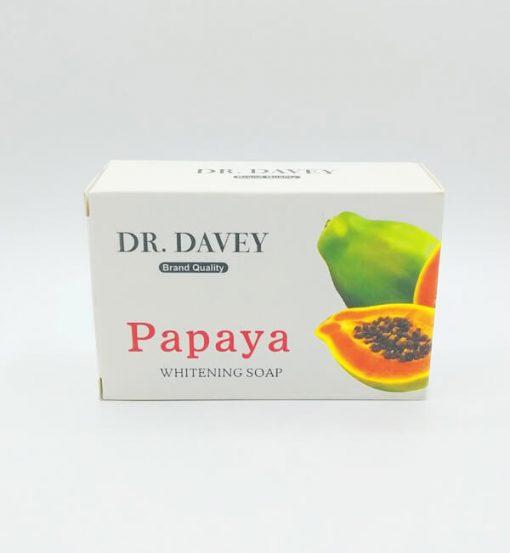 DR.DAVEY PAPAYA WHITENING SOAP