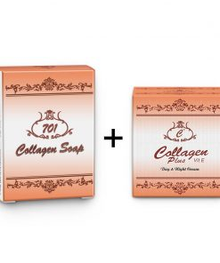 Collagen plus vit-E day & night cream