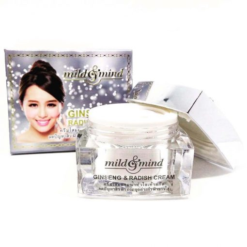 Mild & Mind Ginseng & Radish Cream