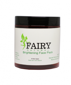 Fairy Natural Brightening Face Pack